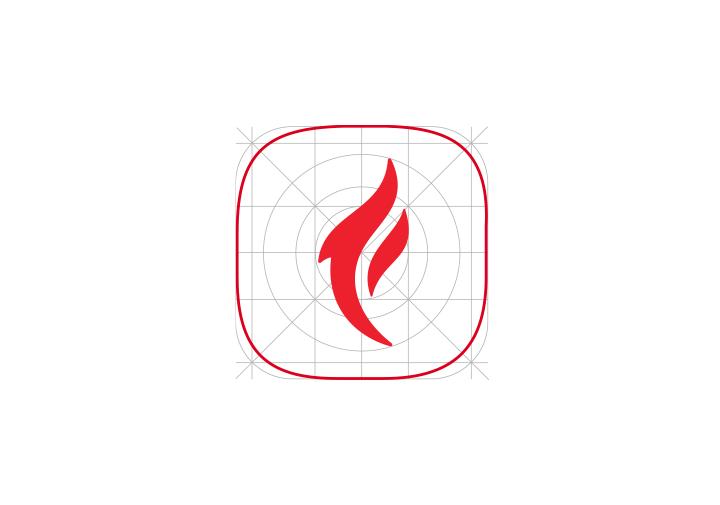 Mr Branding Beef Factory Diseño logo aplicación app